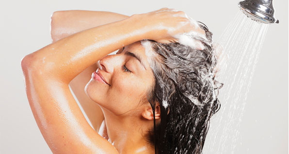 Right Way to Wash YourTresses