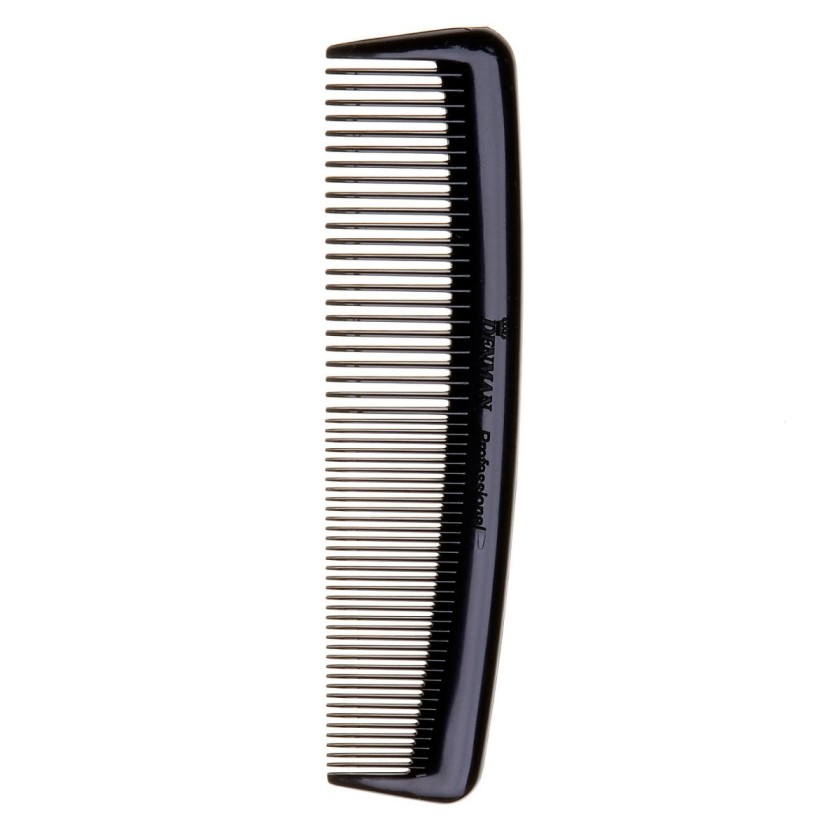 denman-combs-suitable-for-use-with-hair-dryer-pocket-comb-6-pcs-d27-c027sblk