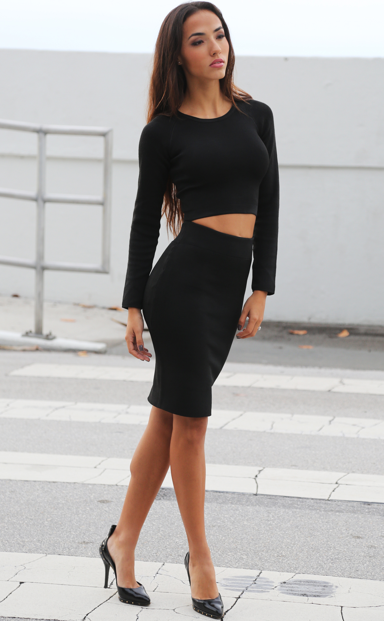 how to style a pencil skirt � mygirlypedia