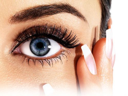 How to Get Thicker Eyelashes andEyebrows