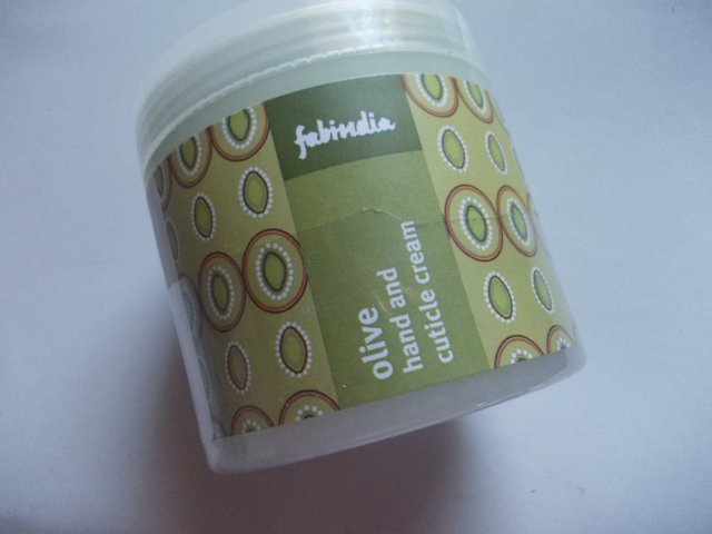 Fabindia+Olive+Hand+and+Cuticle+Cream