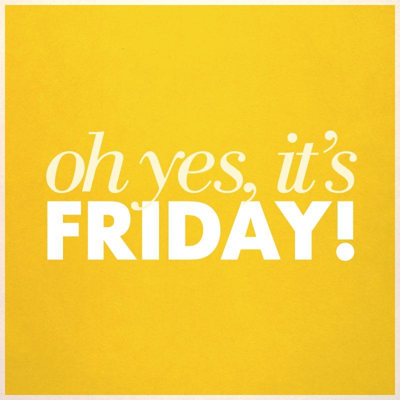 Fun Friday : 5 Random Questions – Part15