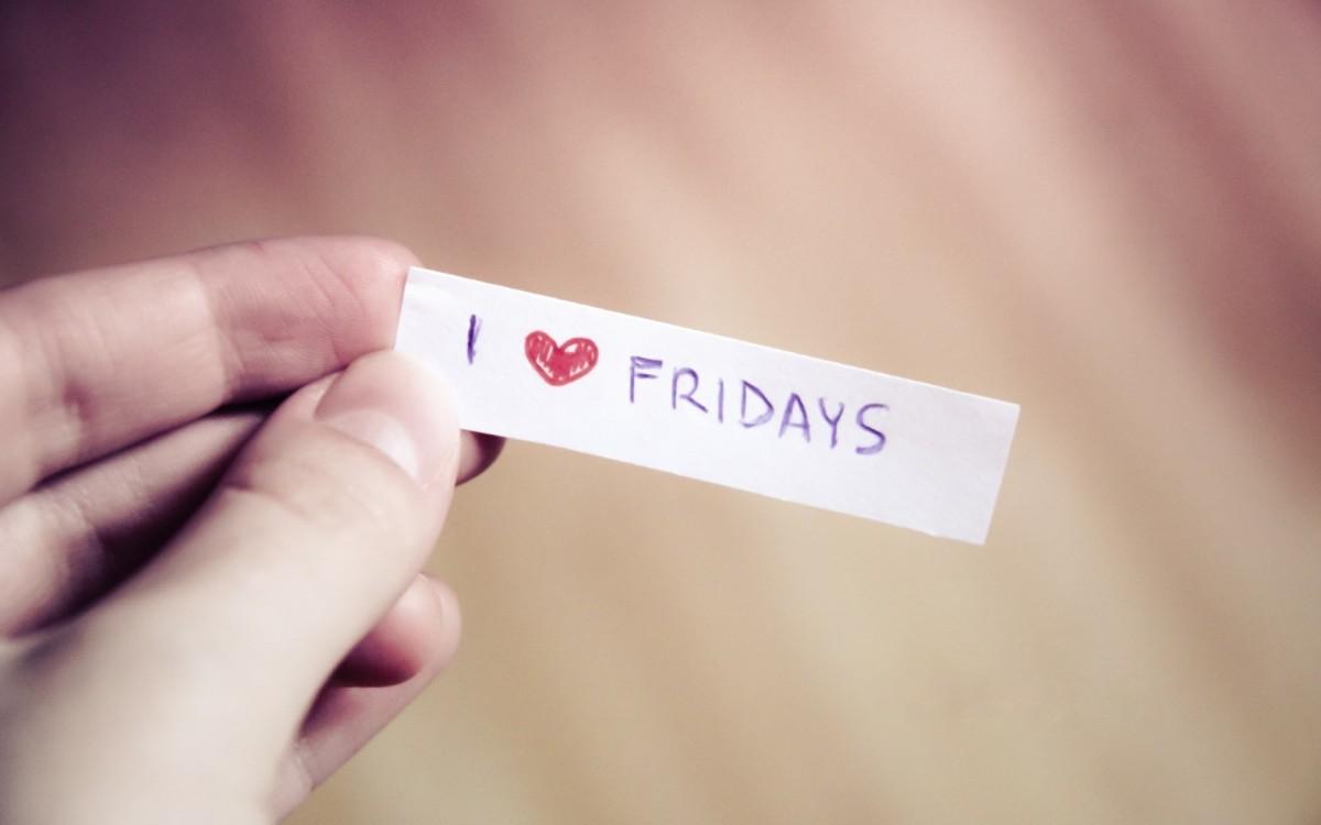 Fun Friday : 5 Random Questions – Part17