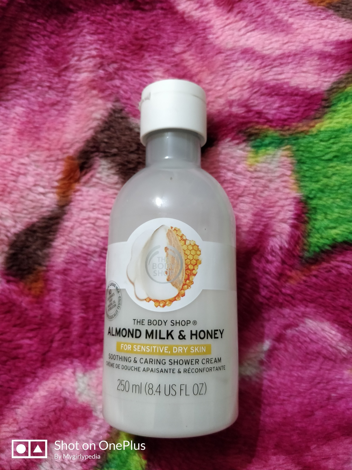 Is Almond, Milk and Honey Shower Cream from The Body Shop A Best Pick???