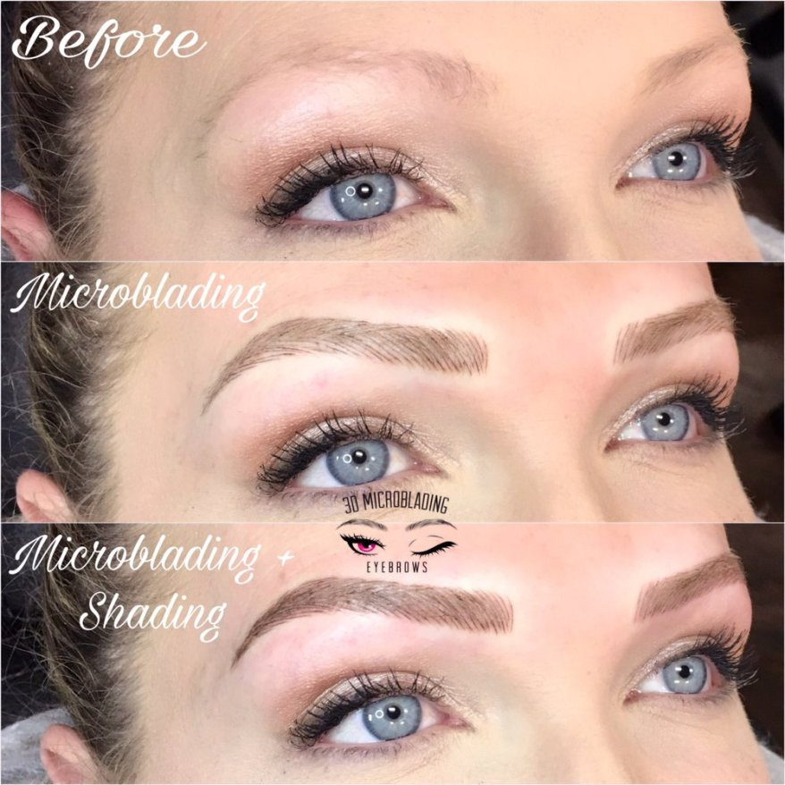 Microblading Lazy Girl S Easiest Way To Get Thick Eyebrows