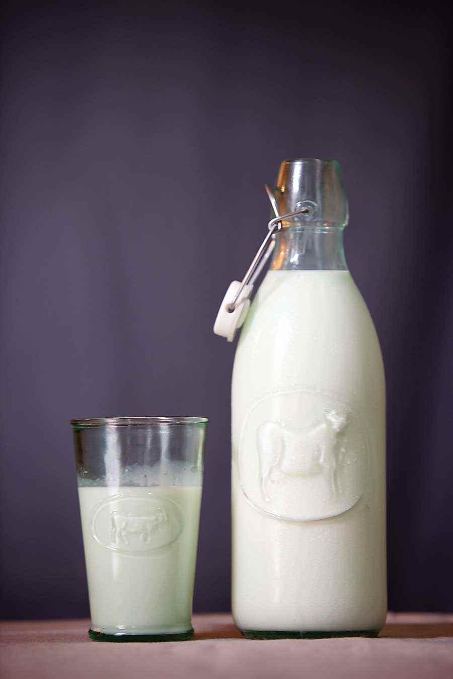 Milk Bottle And Glass.jpg