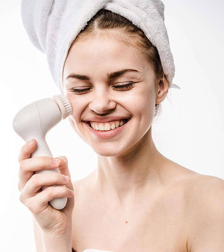Facial Cleansing Brush : New Entrant in The World of Skin Care
