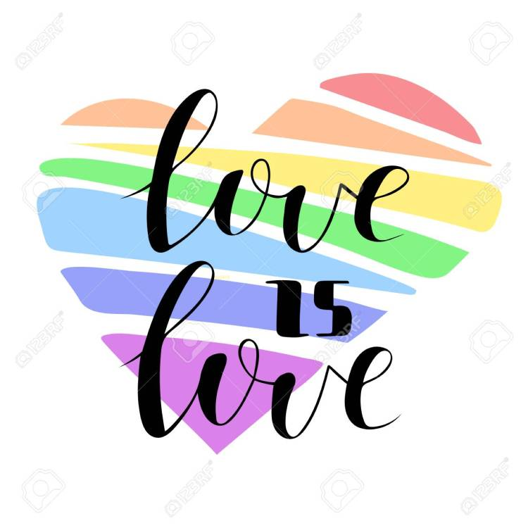 98110015-vector-illustration-of-love-is-love-on-big-hand-drawn-rainbow-heart-