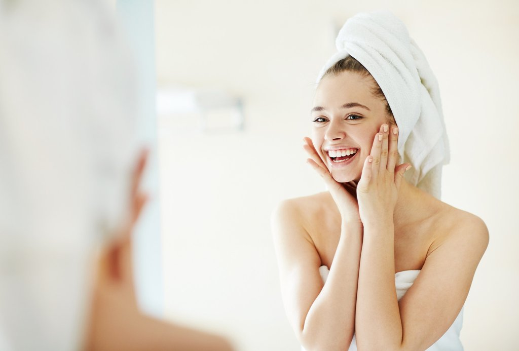 Double Cleansing for Healthy Skin