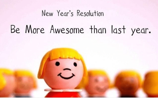 Most Common New Year'sResolutions
